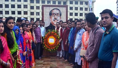 'প্রধানমন্ত্রী শেখ হাসিনা একজন আদর্শ দেশপ্রেমিক, সৎ রাষ্ট্রনায়ক'