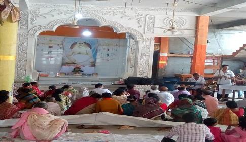 গলাচিপায় অনুকুল চন্দ্রের ১৩১তম আবির্ভাব উৎসব পালিত