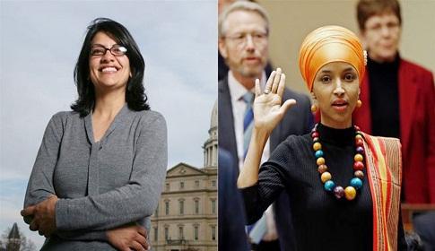 মার্কিন কংগ্রেসে দুই মুসলিম নারীর জয়