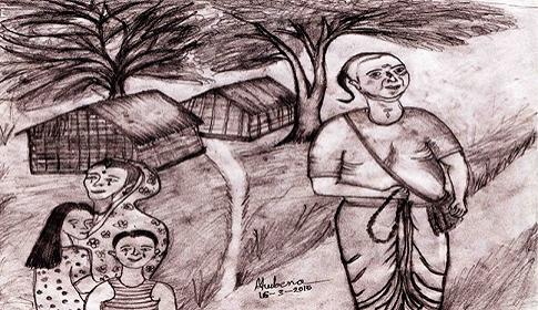 কিশোর কারুণিক'র ছোট গল্প