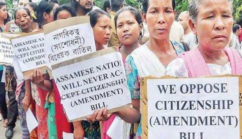 ভারতের নতুন নাগরিকত্ব আইনে বাংলাদেশি হিন্দুদের বাদ!
