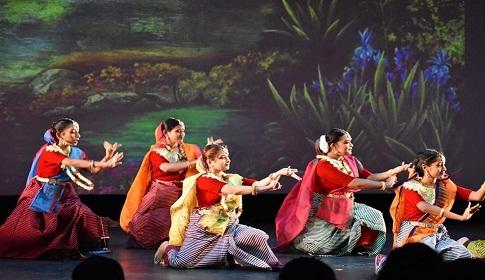 নিউইয়র্কে রবীন্দ্রনাথের গীতি নৃত্য নাট্য 'চিত্রাঙ্গদা'মঞ্চস্থ