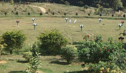 হালুয়াঘাটে কড়ইতলী পিকনিক স্পট পর্যটন শিল্পের অপার সম্ভাবনা
