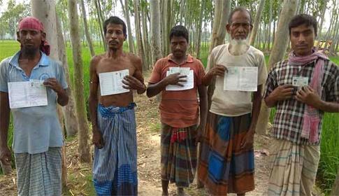 পলাশবাড়ীতে কৃষি প্রণোদনা লুটপাট, ক্ষুদ্র-প্রান্তিক কৃষকরা বঞ্চিত