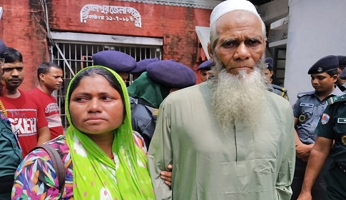 ১০ বছর পর অবশেষে মুক্তি পেলেন শিক্ষক আজমত আলী