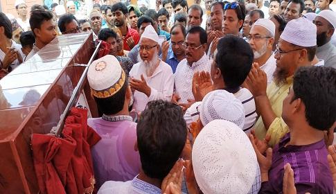 বাংলাদেশ সম্পূর্ণ সাম্প্রদায়িক সম্প্রীতির দেশ : খাদ্যমন্ত্রী