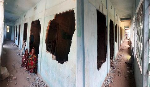 মৌলভীবাজারে আলোচিত বাড়িঘর লুটপাট মামলার তদন্তে সিআইডি