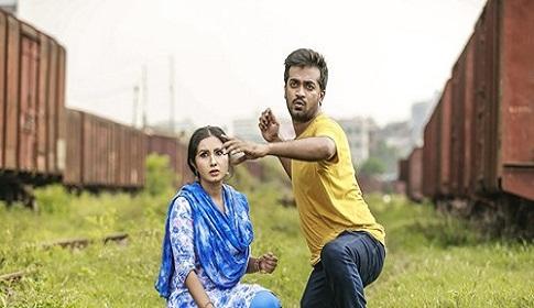 'এনকাউন্টার' চলচ্চিত্রে শ্যামল মাওলা