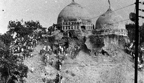 সেখানে নির্মাণ করা হবে রাম মন্দির, পৃথক জমিতে হবে বাবরি মসজিদ