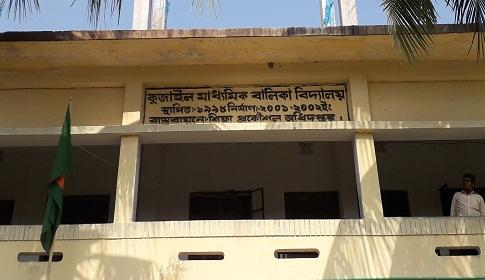 ১৯ বছরেও এমপিওভুক্ত হয়নি রাণীনগরের কুজাইল মাধ্যমিক বালিকা বিদ্যালয়