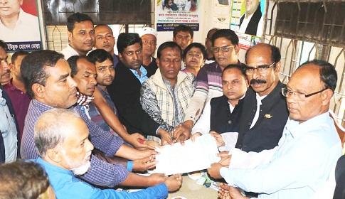 আগৈলঝাড়ায় জাতীয় প্রতিবন্ধী দিবস পালিত