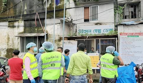 পল্লবী থানায় বিস্ফোরণ : তিনজনের ১৪ দিনের রিমান্ড আবেদন