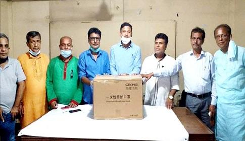 মনোনযন প্রত্যাশী জালাল উদ্দিন তুহিনের ঈশ্বরদী প্রেসক্লাবে মতবিনিময়