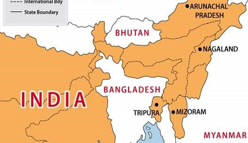বাংলাদেশের সঙ্গে ভারতের উত্তর-পূর্বাঞ্চলে যোগাযোগ বাড়াতে ৮ রুট