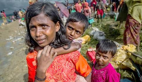 রোহিঙ্গা প্রত্যাবাসন : মিয়ানমারের আশ্বাসবাণী ঢাকাকে শোনাল বেইজিং