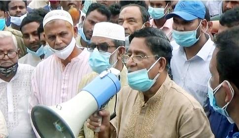 বঙ্গবন্ধুর সোনার বাংলা গড়তে কাজ করছে সরকার : কৃষিমন্ত্রী