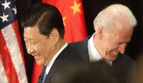 বাণিজ্যচুক্তি বাতিল নয়, থাকবে নিষেধাজ্ঞাও : চীন প্রসঙ্গে বাইডেন