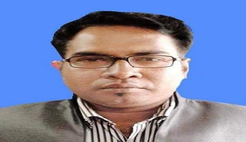 পাংশা পৌরসভা ঘুরে সাংবাদিক আবুল কালাম আজাদ
