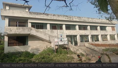 মদনে শিক্ষক-দাতা দ্বন্দ্বে বিদ্যালয়ে তালা