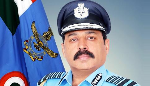 আজ ঢাকায় আসছেন ভারতীয় বিমানবাহিনী প্রধান