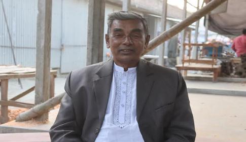 উজানচরকে মডেল ইউনিয়ন গড়তে নৌকা চান সামছু মন্ডল