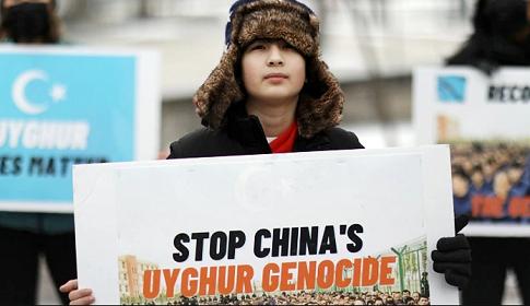উইঘুরদের প্রতি চীনের আচরণকে 'গণহত্যা' ঘোষণা দিল কানাডা