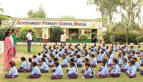 ভারতে প্রাথমিক বিদ্যালয় খুলে দেয়ার সুপারিশ
