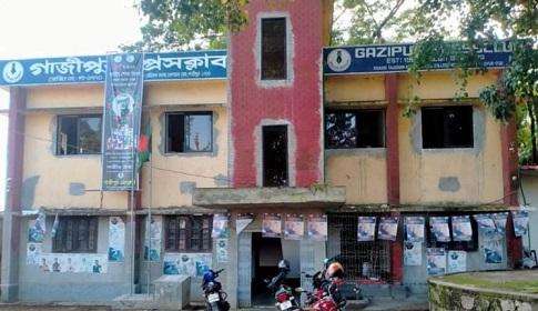 গাজীপুর প্রেসক্লাবের নির্বাচন কাল