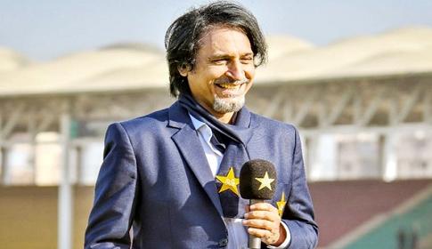 পাকিস্তান ক্রিকেট বোর্ডের নতুন চেয়ারম্যান রমিজ রাজা