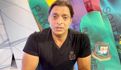পাকিস্তানের ক্রিকেটকে হত্যা করলো নিউজিল্যান্ড : শোয়েব