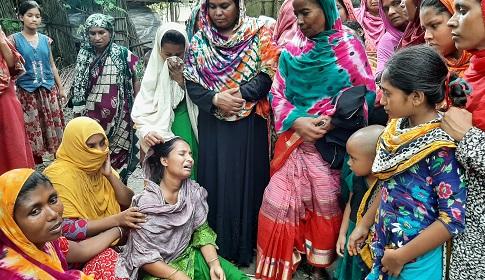 বড়াইগ্রামে সুদ ব্যবসার জেরে নারীকে হত্যার অভিযোগ