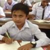 দৃষ্টিহীনতা রুখতে পারেনি জুবাইদুলের উচ্চ শিক্ষার অদম্য ইচ্ছা