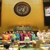 'বঙ্গবন্ধুর দেখানো পথেই বৈশ্বিক পরিমন্ডলে কাজ করে যাচ্ছে বাংলাদেশ'