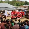 রোহিঙ্গা শিশুদের মানসিক শক্তি বাড়াতে ড্রামা থেরাপি