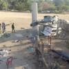 <p>মেক্সিকোতে হেলিকপ্টার বিধ্বস্ত : নিহত ১৪</p>