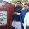 শিবগঞ্জ-কালনা ঘাটে ২টি ব্রীজ নির্মাণের ভিত্তি প্রস্তর স্থাপন