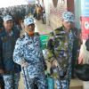 শান্তিরক্ষী হিসেবে কঙ্গো গেলেন বিমানবাহিনীর ১৭৫ সদস্য