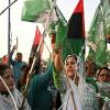 ইমরান খানের পদত্যাগ দাবিতে উত্তাল পাকিস্তান