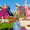 মরুর বুকে বিশ্বের সবচেয়ে বড় ফুল বাগান 'মিরাকল গার্ডেন'