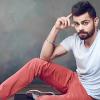 ১০ কোটির রেকর্ড গড়া প্রথম ভারতীয় তারকা কোহলি