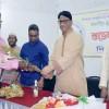 দিনাজপুর প্রেসক্লাবের নতুন নেতৃবৃন্দকে ফুল দিয়ে বরণ করলেন হুইপ ইকবালুর রহিম