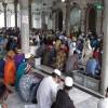 মৌলভীবাজারে স্বাস্থ্যবিধি মেনে মসজিদে মসজিদে ঈদ জামাত