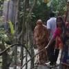 কালীগঞ্জে পুলিশ ভাইয়ের দাপট, জমি জবরদখলের চেষ্টা