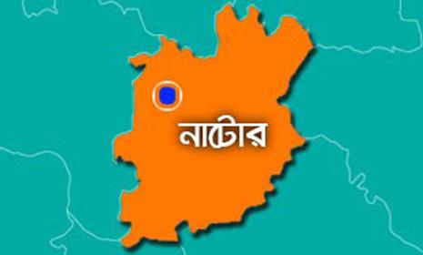 দিগন্ত টিভি খুলে দেয়ার দাবীতে নাটোরে মানববন্ধন