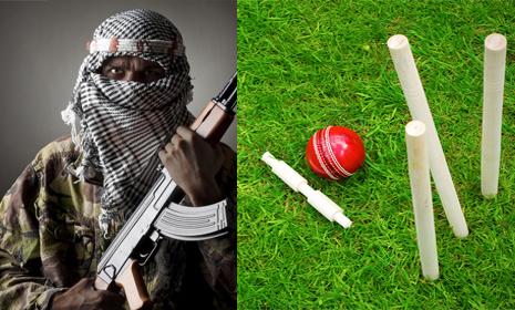 ফের পাকিস্তান ক্রিকেটে সন্ত্রাসী হামলা