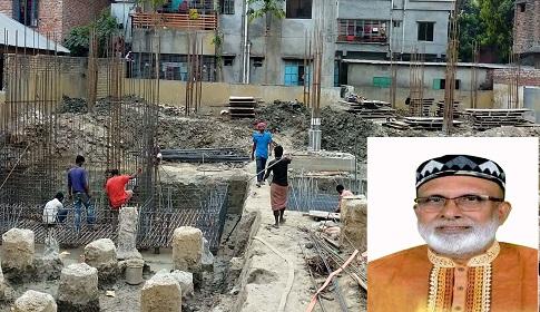 টঙ্গী পৌরসভার সাবেক কমিশনারের বিরুদ্ধে অপপ্রচার