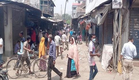 দিনাজপুরের বাহাদুর বাজার নিয়ে তুঘলকি কারবার