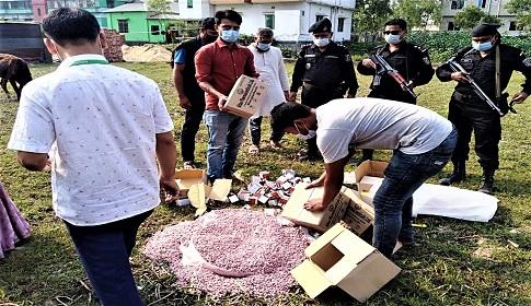 টাঙ্গাইলে রেজিস্ট্রেশনবিহীন ঔষধ উৎপাদনের দায়ে বিটাসকে ১ লাখ টাকা জরিমানা