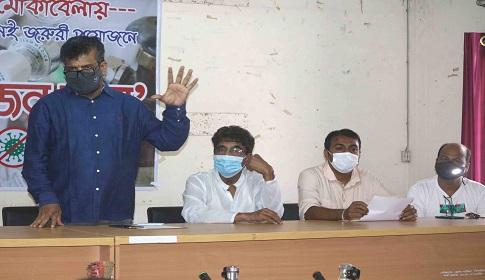 ঘরে বসেই বিনামূল্য অক্সিজেন সেবা পাবেন ঝিনাইদহ পৌরবাসী