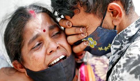ভারতে আরও ৩৮৯০ জনের মৃত্যু